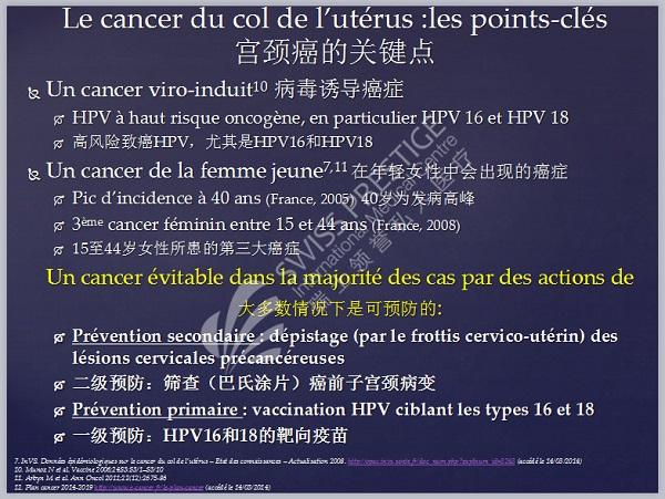 宫颈癌的注意事项