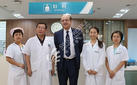 欧洲妇科与更年期权威广东省第二人民医院