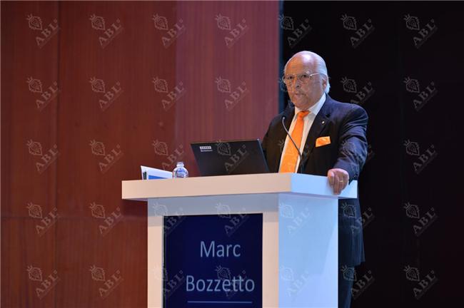 """瑞士ABL-欧洲整复医学协会主席马可•柏扎特应邀出席""""2015肿瘤管理峰会"""""""