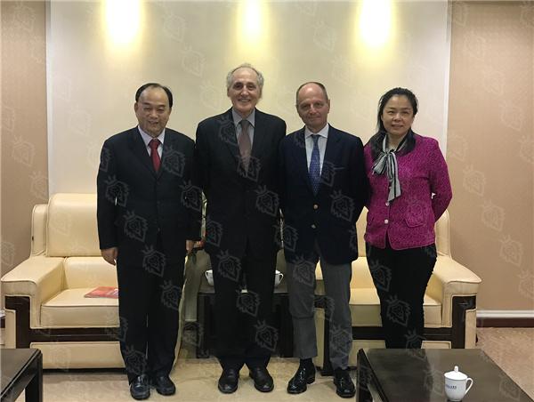 心血管疾病多学科全程管理中欧高峰论坛在广州举行