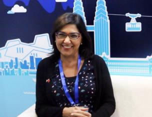 《国际糖尿病》杂志专访Manon Khazrai教授,谈糖尿病饮食管理