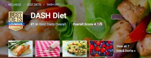 DASH饮食