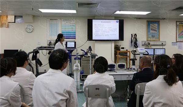 瑞士领誉医疗与广东省人民医院共同开展学术研究与临床系列之一