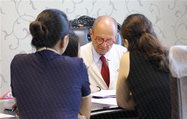 EPDA欧洲私人医生服务VIP会员中欧名医开放日