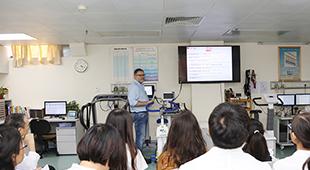 2018年7月6日、8月3日、8月10日,尼达尔·托克曼尼医学博士接连与广东省人民医院专家进行心脏病临床病案研讨,三次意见均被采纳。 <a href=
