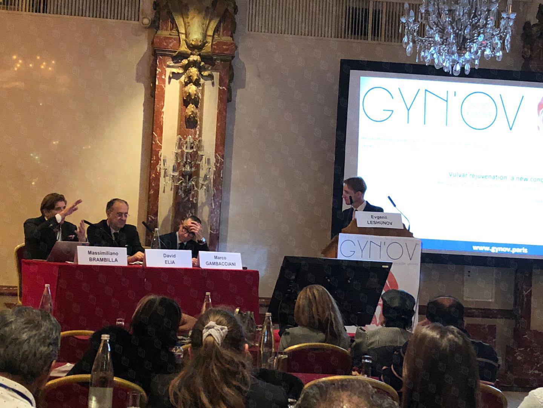 大卫·埃利亚医学博士组织举办欧洲首个生殖修复会议——巴黎GYN'OV大会