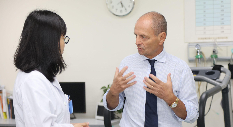 2019年5月17日,瑞士领誉医疗心脏康复中心主任、美国心脏病学会院士、意大利帕 … <a href=